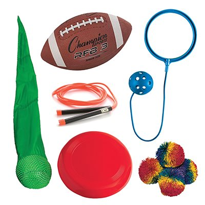 At-Home Summer Active Kit - Football