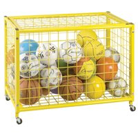Locking Ball Storage Locker - Large