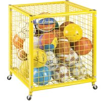 Locking Ball Storage Locker - Small