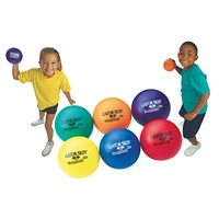 Gator Skin Dodgeball Jr Set of 6