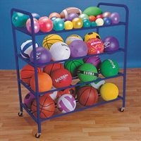 Multi-Purpose Ball Rack