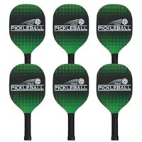 Deluxe Pickle-Ball® Paddles-Set of 6