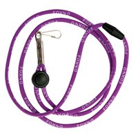 Fox 40 Breakaway Lanyard - Purple