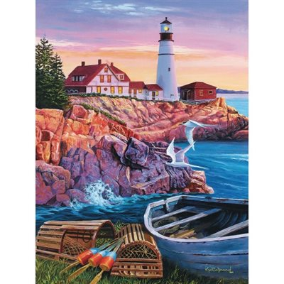 Easy Handling Puzzles-Lighthouse Cove