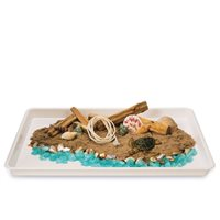 Engaging Sensory Tray Kit-Beach Scene