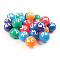 Alphabet Ball Set