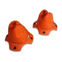 Hockey Dots - Underpass X Training Cones - Pack of 2