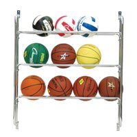 3-Row Wall Rack