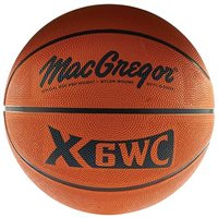 "Macgregor Rubber Basketball-Intermediate Size (28.5"")"