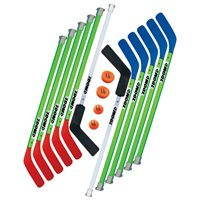 Dom Junior Floor Hockey Sticks - Set