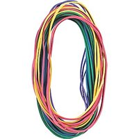 Big Rubber Bands - Multicoloured- Pack of 24