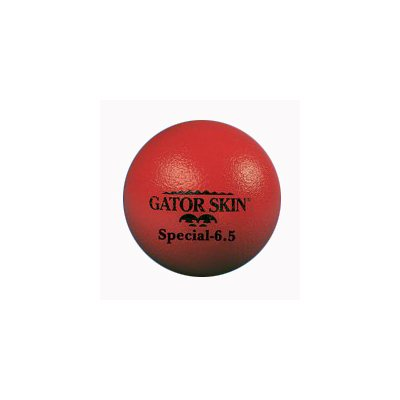 "Gator Skin Playball - 6.5"" - Red"