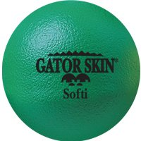 "Gator Skin Softi - 6"" - Green"