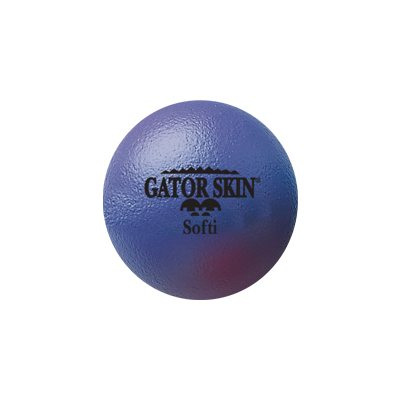 "Gator Skin Softi - 6"" - Purple"