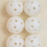Golf Practice Balls - Pack Of 12