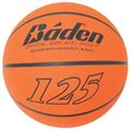 Baden 125 Series Rubber Basketball - Official