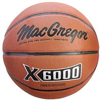 "Macgregor X6000 Basketball-Official Size (29.5"")"