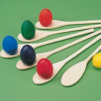 Prism Eggs & Spoons - Set Of 6
