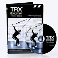 Trx Trainer Basics Dvd