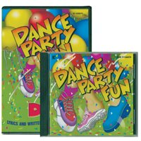 Dance Party Fun - Cd