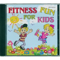 Fitness Fun For Kids Cd