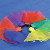 Prism Fly Beanbags - Set Of 6 Colours