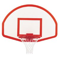 Gared Steel Fan Backboard
