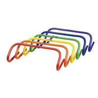 "Prism 6"" Training Hurdles - Set Of 6"