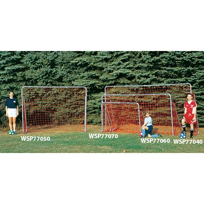 Short Sided Soccer Goals 5' X 10' - Each