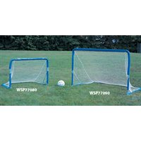 Folding Multi-Purpose Goal 4'X 6' -Each