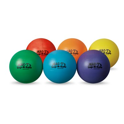Sup-R-Safe Volleyballs Set of 6