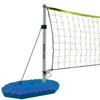 Blue Base Volleyball Net