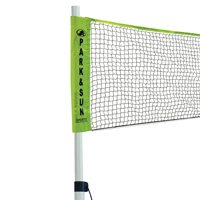 Blue Base Badminton Net