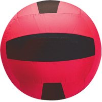 Ultralite Volleyball - Play Ball - 8""