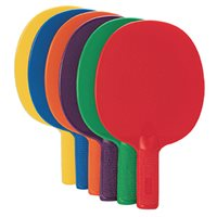 Prism Table Tennis Paddles - Set of 6