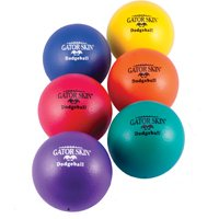 Gator Skin Dodgeball - Set Of 6