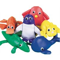 Prism Beanbag Animal Set - Set of 6