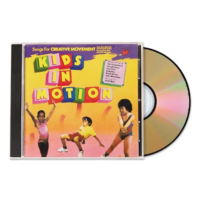 Kids In Motion Creative Movement - Cd
