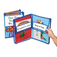 School-To-Home Organizer - Set Of 10