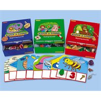 Match-A-Sound! Phonemic Awareness Boxes - Complete Set