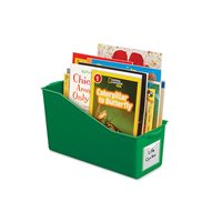 Connect & Store Book Bins - Green