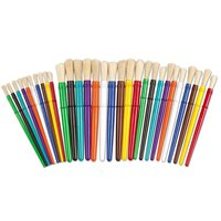All-Purpose Paintbrush Assortment Set