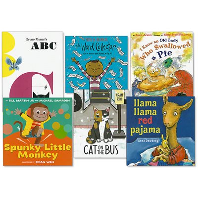 Building Literacy Hardcover Library