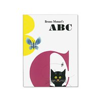 Bruno Munari's ABC-Hard Cover