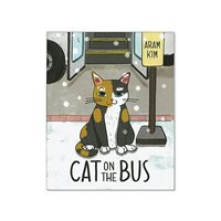 Cat on the Bus-Hard Cover