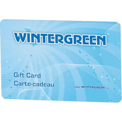 $100 Wintergreen Gift Card