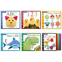 Alphaprints Board Book Collection