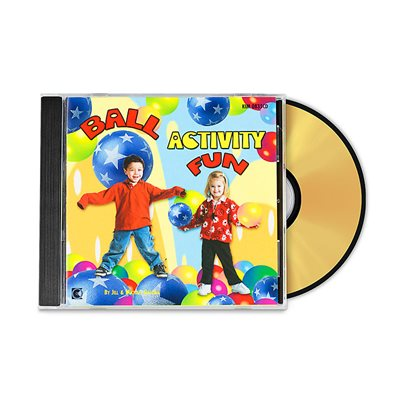 Ball Fun Activity CD