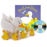 Five Little Ducks Storytelling Set