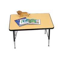 "24"" X 36"" Low Rectangular Table"
